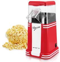 Emerio: Popcornmaskin Röd Retro