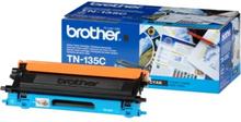 BROTHER Tonerkassett cyan 4.000 sidor, hög kapacitet TN-135C Replace: N/ABROTHER Tonerkassett cyan 4.000 sidor, hög kapacitet