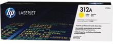 HP Tonerkassett gul, 2.700 sidor CF382A Replace: N/AHP Tonerkassett gul, 2.700 sidor