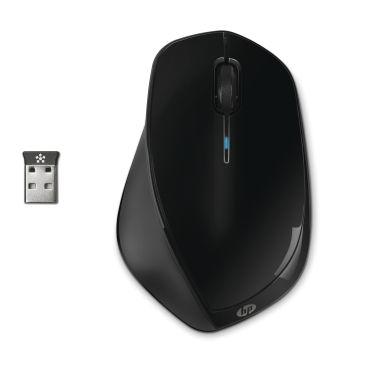 HP HP x4500 Wireless MeBlack Mouse