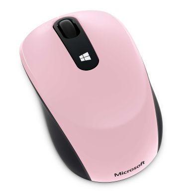 Microsoft Microsoft Sculpt Mobile Mouse Lyserød