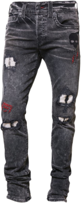True Religion ROCCO Jeans slim fit stone relic