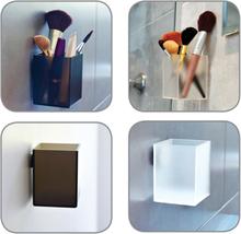 Svævende Magnet Akryl boks - sort