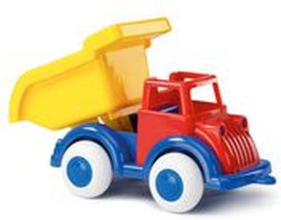 Leksakslastbil, återvinningsbar livsmedelsklassad