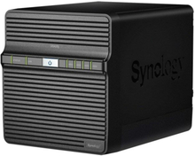 Synology DS420J Nas for 4 harddisker