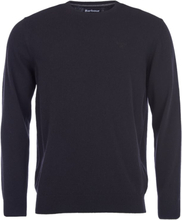 Barbour Essential Lambswool Crew Neck Men's Herr Tröja Svart XL