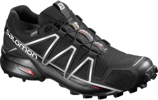 Salomon Speedcross 4 Gtx® Herre Løpesko Sort UK 13.5/EU 49 1/3