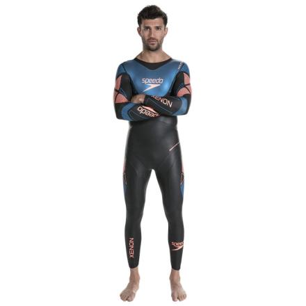 Speedo Men's Fastskin Xenon Wetsuit Herr Simdräkt Svart L
