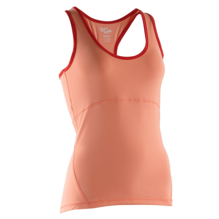 180 bpm Decided Tank Top Women Dam Träningströja Rosa M