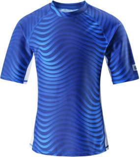 Reima Fiji Barn T-shirt Blå 104