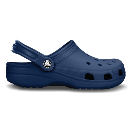 Crocs Classic Clog Unisex Sandaler Blå EU 46-47