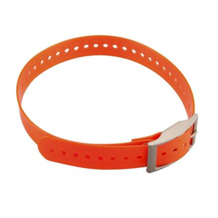 Garmin 1-inch Collar Straps Elektroniktillbehör Orange OneSize