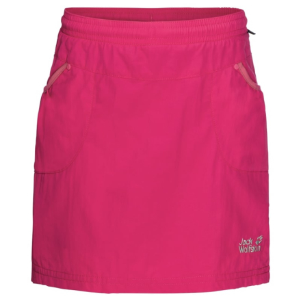 Jack Wolfskin Cricket 2 Skort Girls (2018) Barn Kjol Rosa 152