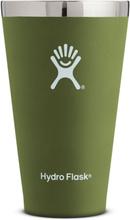 Hydroflask True Pint 473ml Serveringsutrustning Grön OneSize