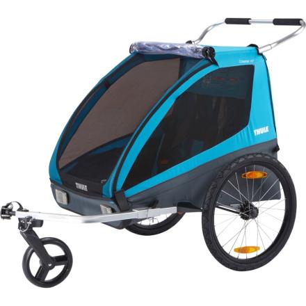 Thule Coaster XT Bike Trailer+ Cykel- & Barnvagn OneSize