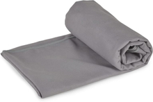Urberg Compact Towel 60x120 cm Toalettartikel Grå OneSize
