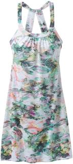 Prana Cantine Dress Dame kjoler Flerfarget XS
