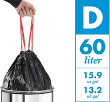 Hailo Skraldeposer D 60 liter