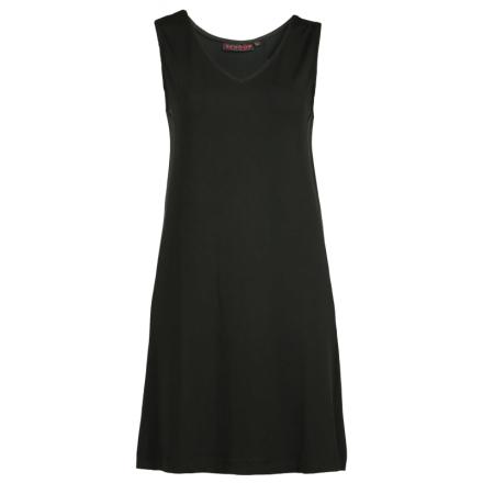 Skhoop Jess Dress Dam Klänning Svart XS