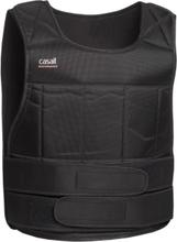 Casall Prf Weight Vest 10kg Small träningsredskap Svart OneSize