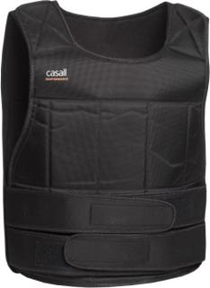 Casall Prf Weight Vest 10kg Small träningsredskap Sort OneSize