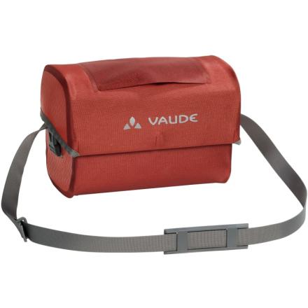 VAUDE Aqua Box Cykelväska Röd OneSize