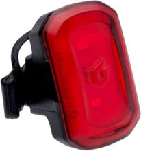 Blackburn Click USB Rear Light Lampa Svart OneSize