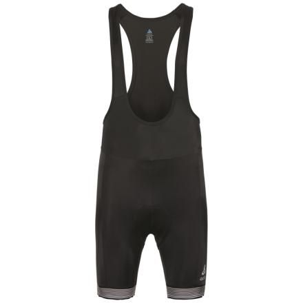 Odlo Women's Tights Short Suspenders Fujin Dam Träningsshorts Svart XL