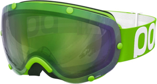 POC Lobes goggles Grønn OneSize