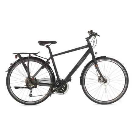 Velova Siljenäs Men's Hybridcykel Svart 52 cm