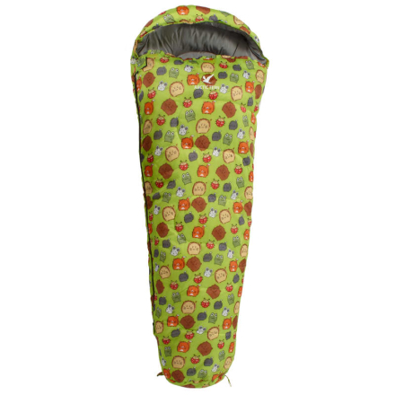 Arctic Tern Kids Dot Sleeping Bag Barn Sovsäck Grön OneSize