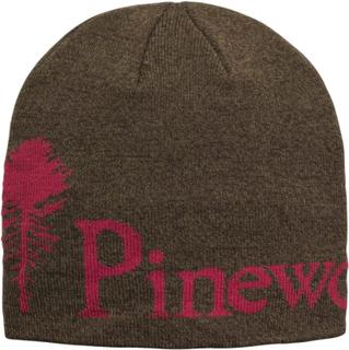 Pinewood Hat Mélange Unisex luer Grønn OneSize