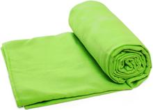 Urberg Compact Towel 75x130 cm Toalettartikel Grön OneSize