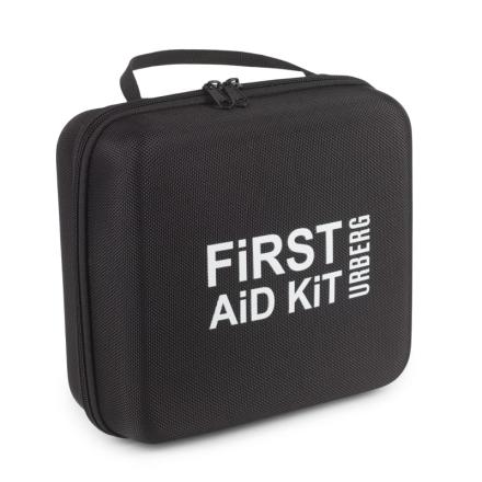 Urberg First Aid Kit Large Första hjälpen Svart OneSize