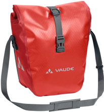 VAUDE Aqua Front Cykelväska Röd OneSize