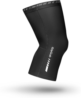 GripGrab Classic Thermal Knee Warmers Unisex accessoirer Sort L