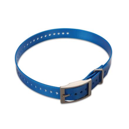 Garmin 1-inch Collar Straps Elektroniktillbehör Blå OneSize