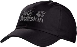 Jack Wolfskin Baseball Cap Unisex kapser Sort OneSize