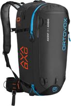 Ortovox Ascent 28 S Avabag Incl. Kit skiryggsekker Sort OneSize