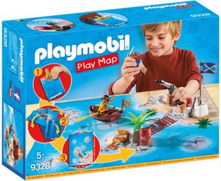 Playmobil Pirates With Floor Plan 9328
