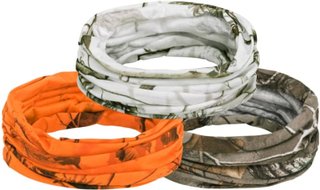 Pinewood Head Scarf Camou Set of 3 Unisex luer Flerfarget OneSize