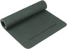 Super.natural Yoga Mat träningsredskap Grønn OneSize