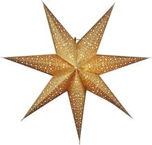 Julstjärna Blinka Guld