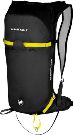 Mammut Ultralight Removable Airbag 3.0 Lavinerygsæk 20l sort 2018 Lavinerygsække