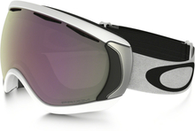 Oakley Canopy Snow Goggles matte white/prizm hi pink 2019 Skidglasögon & Goggles