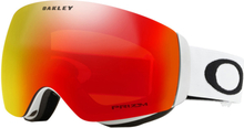 Oakley Flight Deck XM Snow Goggles Dam matte white/prizm torch iridium 2019 Skidglasögon & Goggles