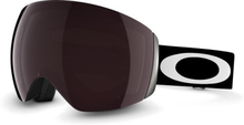 Oakley Flight Deck Snow Goggles Herr matte black/prizm black iridium 2019 Skidglasögon & Goggles