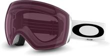 Oakley Flight Deck Snow Goggles Herr matte white/prizm rose 2019 Skidglasögon & Goggles