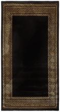 Maskinvävd matta - Deluxe Versace Guld - 240x340 cm
