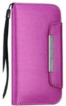PRISKRIGT - Smart S4 plånbokväska (rosa)
